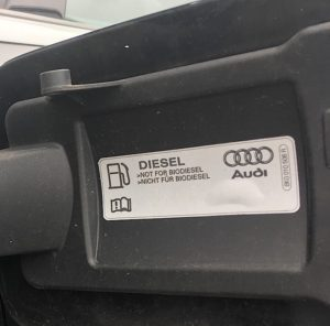 where to find fuel information in your car