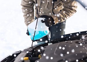 keep your winter car fluids up - Duffy Motors