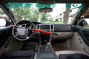 Steering Wheel Lock Anti-theft device